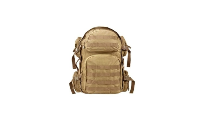 Military Tactical Backpack for Camping & Hiking
