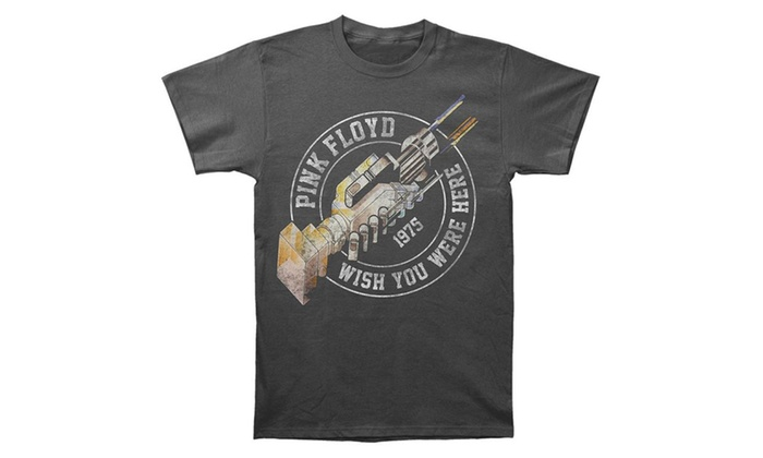 Pink Floyd Men's Cotton T-Shirt