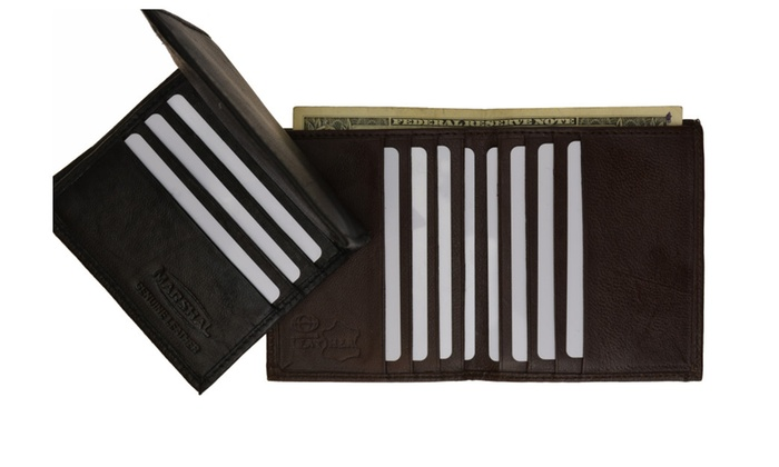 Mens Wallet With Credit Card Holder