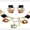 Austrian Crystal Fine jewellery Set for women personality