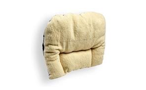 Hermell MO2265 Sacro Saver Lumbar Cushion - 28 x 23 in.
