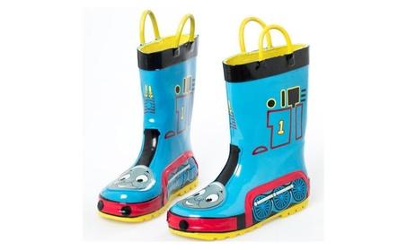 Kids Rubber Rain Boots bb6867a3-2f45-4d54-a484-4d875cadb651