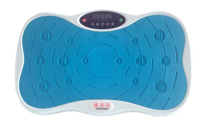 DH Fitness Vibration Platform Whole Body Slim  Weight Loss Vibration Machine