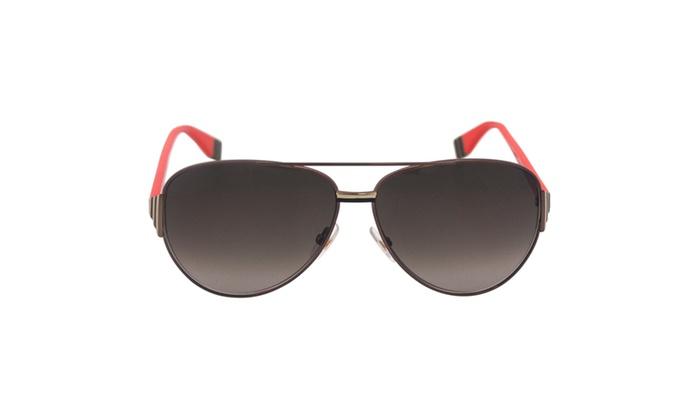 FF 0018/S 7ROHA - Brown Black Coral by Fendi - 60-12-135 mm Sunglasses
