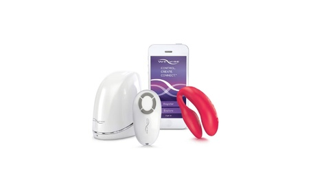 We Vibe 4 Plus Vibrator 98518a28-2737-4cc9-851f-e3e720b79c49