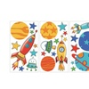 Roommates Planets And Rockets Wall Decals