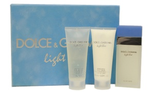 Dolce & Gabbana Light Blue 3 Pc. Gift Set
