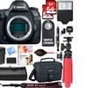 Canon EOS 5D Mark IV DSLR Camera Body Tripod 64GB Supreme Bundle