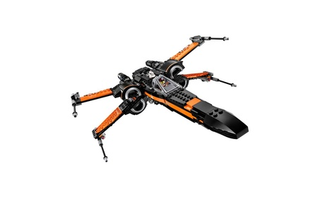 LEGO Star Wars Poe's X-Wing Fighter 75102 Star Wars Toy 9eb6dded-18a1-4c54-8404-5aa585fe7509