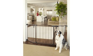 Extra-Wide Windsor Arch Pet Gate