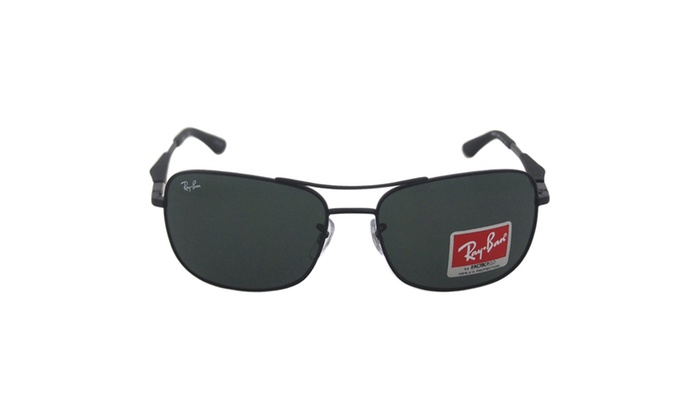 98a7f77bfee Ray Ban RB 3515 006 71 - Matte Black