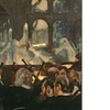 Edgar Degas 'Robert le Diable, 1876' Canvas Art