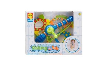Alex Brands 0A807 Rub a Dub Fishing in the Tub efb0bfd8-ef80-4115-9303-8f7da06fabf2