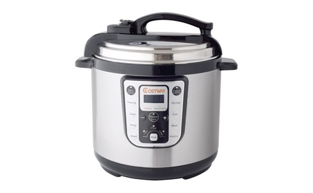 1250W 8 Quart Electric Pressure Cooker Programmable Multi-Use f497fc58-6462-4bfe-9abc-b00135028b29
