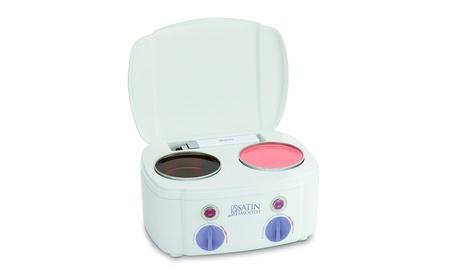 Satin Smooth Professional Double Wax Warmer 4de2321c-aeb2-410b-ac80-ab2e54bf76ff