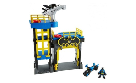 Imaginext DC Super Friends Streets of Gotham City Tower Playset c7af47ae-f68b-4dd7-acaf-f7db1645b2bd