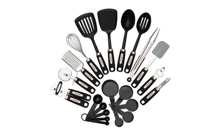 22 piece Kitchen Utensils Sets Home Cooking Tools Stainless Steel 3b7eb674-6a5f-46a0-bcd5-558f013f4b08