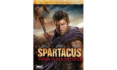 Spartacus: War of the Damned DVD f98e399a-9424-4383-9fdb-cfbd3148a0d8
