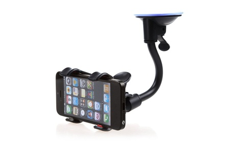 Pure-Tech 360 Soft Tube Windshield Mount Auto Cell Phone Holder aa6d055f-0647-4d83-a269-19248b364c32