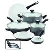 Farberware PURECOOK Ceramic Nonstick Cookware Set (12-Piece)