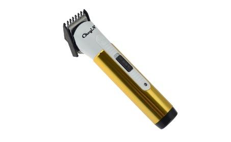 Electric Hair Clipper Professional Rechargeable Titanium Hair Trimmer 1db4746c-38ab-4cf2-9c0d-337d972af044