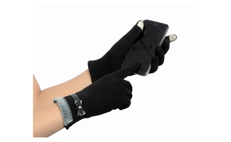 Women Winter Touch Screen Gloves 1bd4cdc3-a629-43cc-8c30-4a5dc9d1a6d5