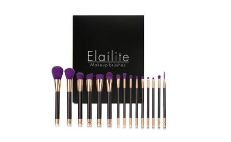 Professional 15 PCs Makeup Brush Set Powder Cosmetic Tool Synthetic