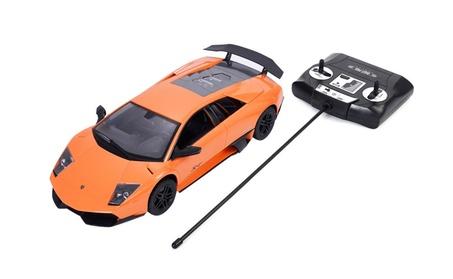 1:14 Lamborghini Murcielago LP670-4 SV Radio Remote Control RC Car 896e6833-279f-43a3-9a9a-263cb1e91fa9