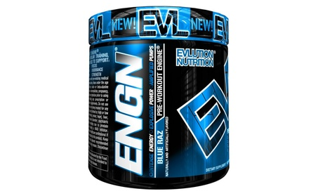Evlution Nutrition ENGN Pre-workout, Pikatropin-Free, 30 Servings