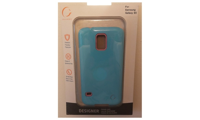 huge discount 888ce 77db1 Cellairis Samsung Galaxy S5/i9600 Cell Phone Case