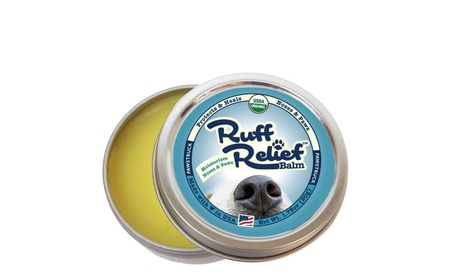 Ruff Relief Balm for Dogs