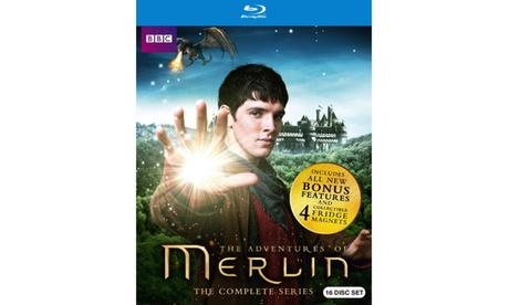 Merlin Complete Series Gift Set (Blu-ray) 3b410aab-1bd4-46da-bbd7-46ba5deb1d71