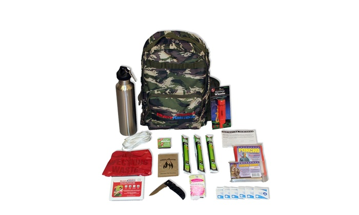 1-Person Outdoor Essentials Kit