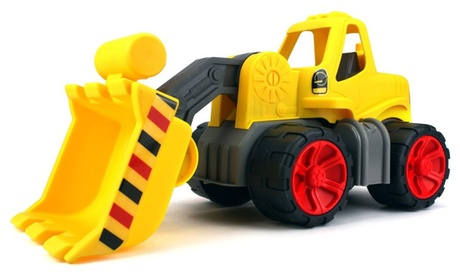 New City Construction Bulldozer Children's Kid's Toy Truck Vehicle Ready To Run 2ec6eeda-c52d-4e17-b712-ed7b51c79ec7