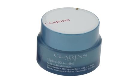 Clarins Hydra Essential Silky Cream, Normal to Dry Skin 1.7oz New & Unbox Sealed