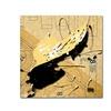 Roderick Stevens Beige Floppy Canvas Print