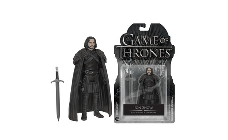 Funko Game Of Thrones Jon Snow Fully Poseable toy 0560a38c-5287-41fb-9669-f7eaf2d21672