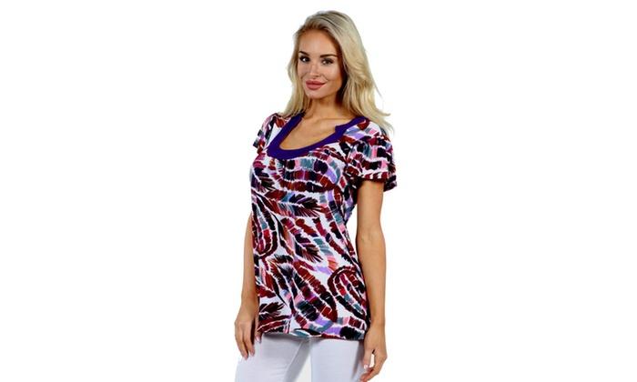 ac7c7fb6ecc ... 24 7 Comfort Apparel Women s Plus Size Long V-neck Wrap Dress ...