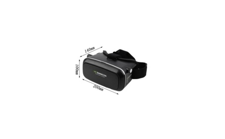 Vr Shinecon 3D Virtual Reality Glasses Phone Mount Google Cardboard Hd 32084f10-3c28-45c7-b759-b91de2fd9193