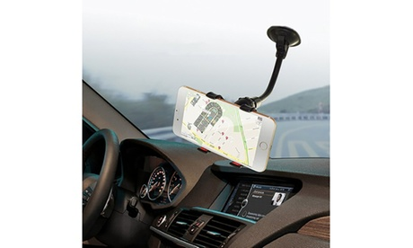 Universal 360 Safety Clip Cell Phone Car Mount 397e9fdd-ab22-4e60-b02d-553192be17c4