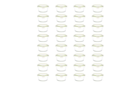 Kinetic GoGreen Glassworks 14oz Round Glass Food Container f5d18f98-355c-46c1-9c9b-b1c61c53ea7e
