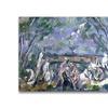 Paul Cezanne The Bathers Canvas Print