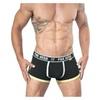 4pcs/Set Stretch Cotton Slip boxers Underpants