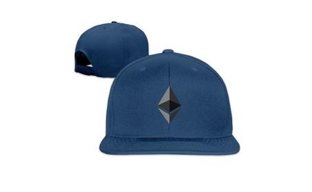 Ethereum Icon Unisex Baseball Hats Adjustable Hip Hop Caps 10e00945-aa4e-48c1-9ade-e81ab1ccc107
