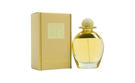 Nude by Bill Blass for Women - 3.4 oz Cologne Spray 2c93bb02-aad7-4dfd-972d-0331442f66f4