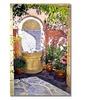 David Lloyd Glover Watersounds Canvas Print