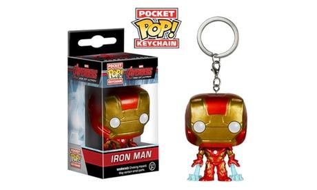 Pocket POP Keychain Marvel Avengers: Age Of Ultron - Iron Man Vinyl Figure 7f050a74-fb6b-423c-b314-7115fefe5734