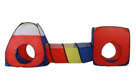 Enjoyable Triangle Tunnel 3-in-1 Playground Set bb803ae3-7420-4324-bfd6-e6dbeb019c5c