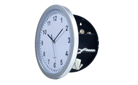 "Wall Clock with Hidden Safe 10"" 00c8f7e0-0e8c-4758-b05c-c1a9d80b9ddb"