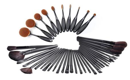 1st Shop Top Ultimate Hollywood Makeup Brush Set (34 units) 4073bd24-d3ac-4efb-b94d-2c80ab4075cf